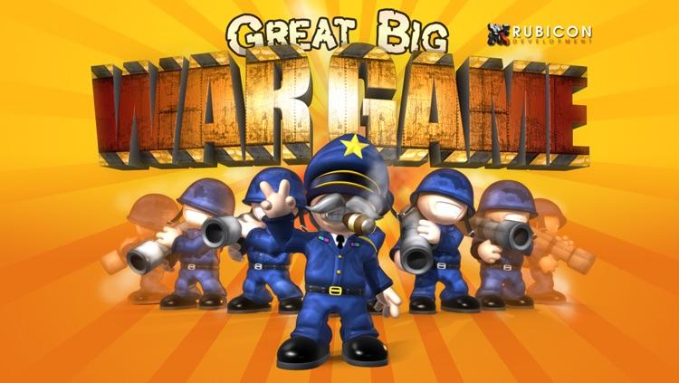 Great Big War Game screenshot-4