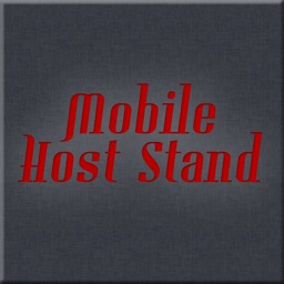 Mobile Host Stand