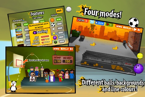 Crazy Basketball screenshot-3