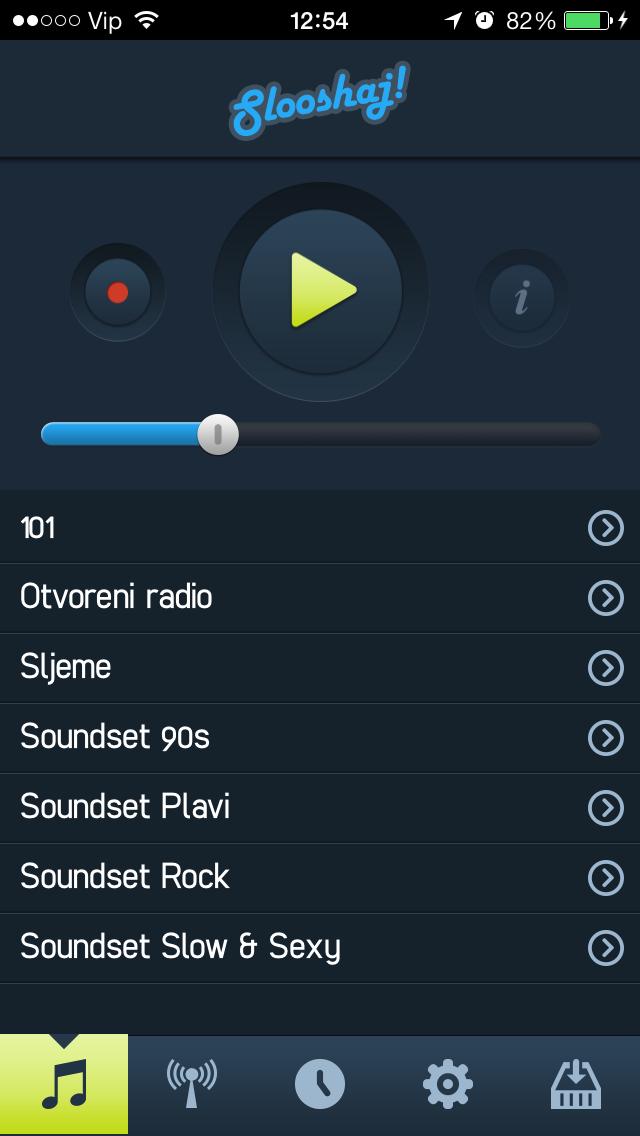 Počúvaj! screenshot two