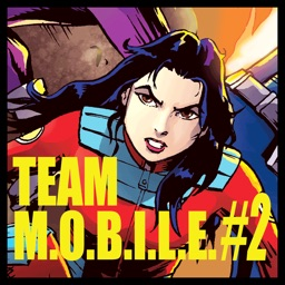 Team MOBILE Comic #2
