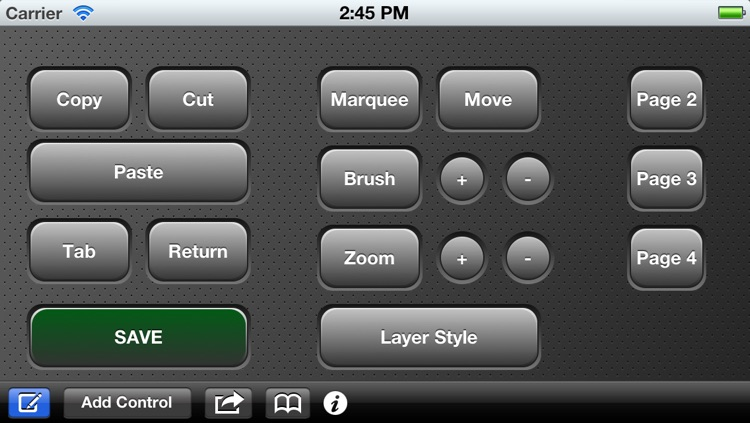 Custom Keypad screenshot-1