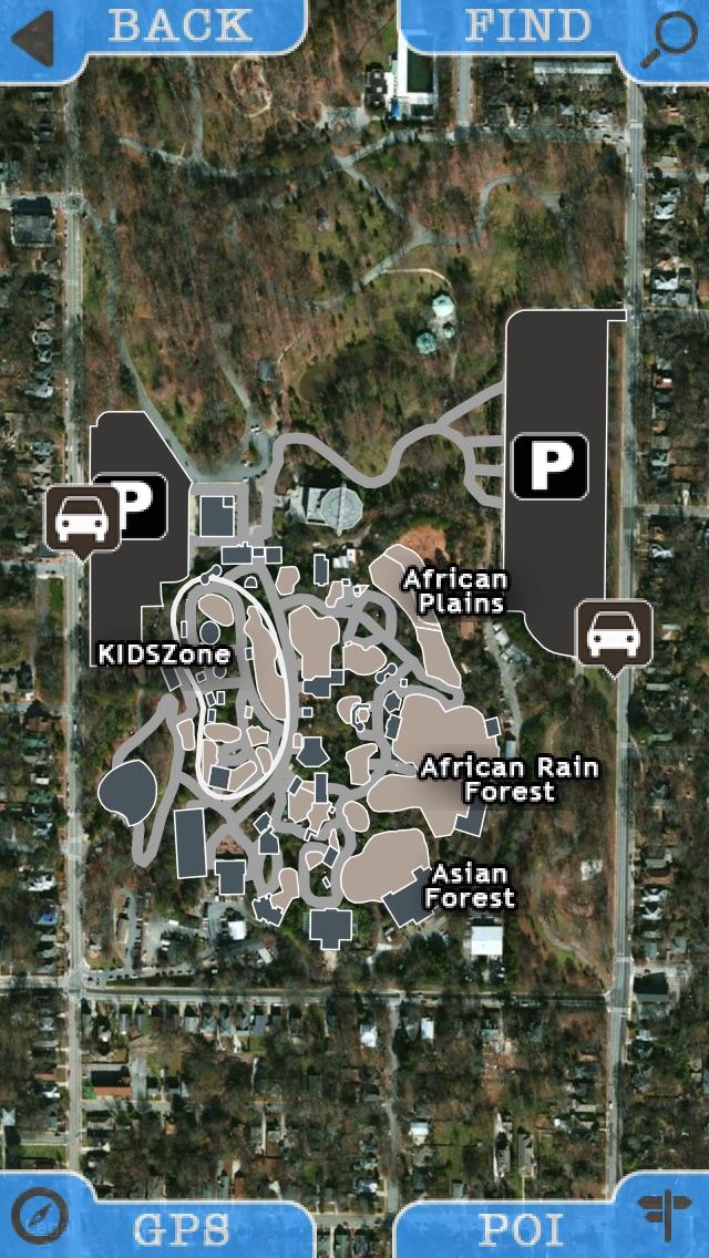Zoo Explorer Atlanta App