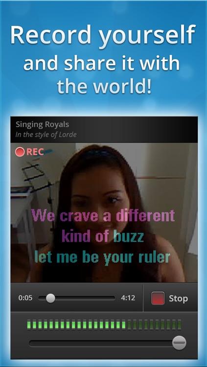 SingSnap Karaoke