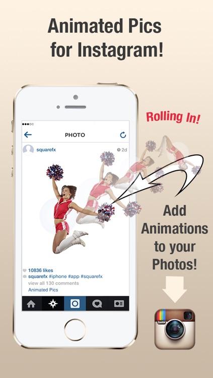 AnimatedPics - Create Animation & Watermark for Instagram