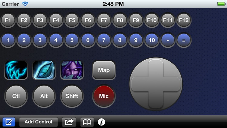 Custom Keypad screenshot-4