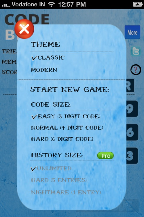 Puzzle Game Free Code Breaker screenshot-3