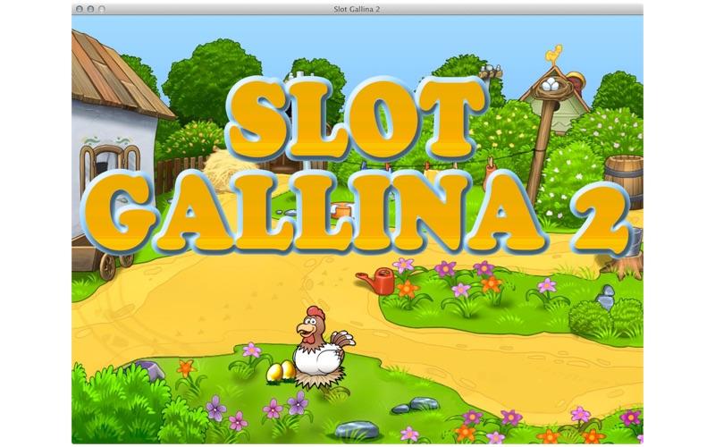 Slot Gallina 2 screenshot 1
