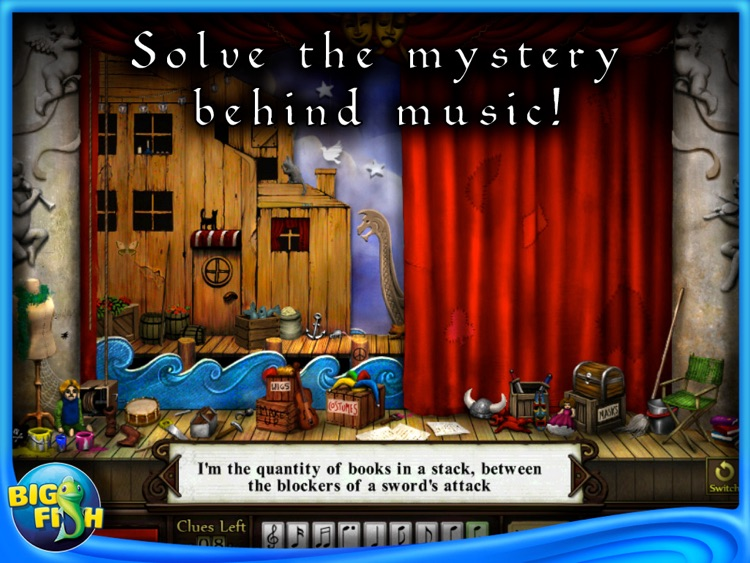 Forgotten Riddles: The Moonlight Sonatas HD screenshot-4