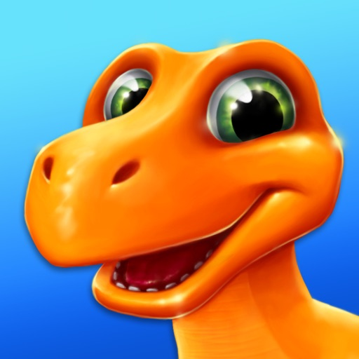 101 Dino Pets 3D - Virtual Pet Dinosaur with Mini Games