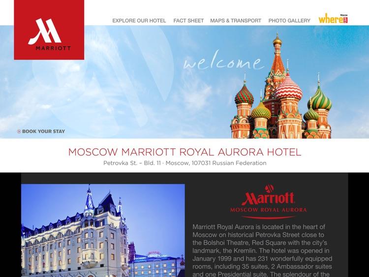 Marriott Aurora