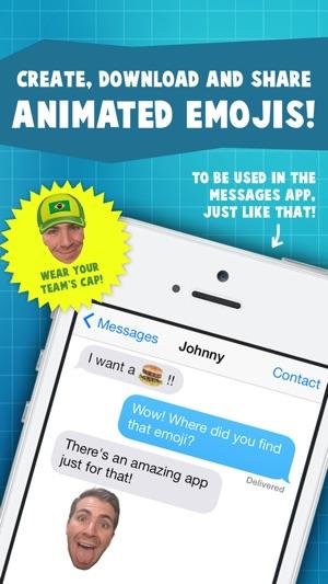 Emoji & Sticker Studio - Create your own GIF emoticons! on