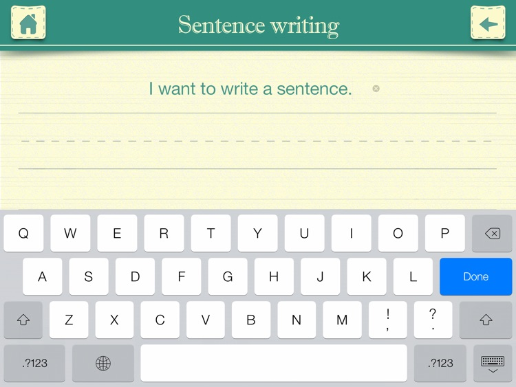 Cursive Writing HD screenshot-3