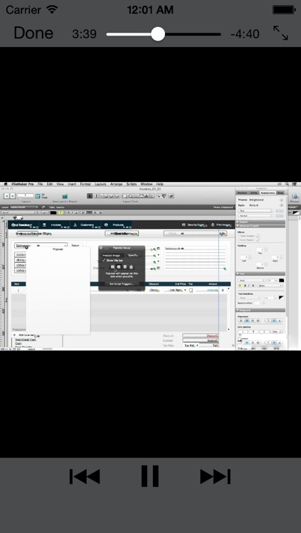 Learn For FileMaker screenshot-4