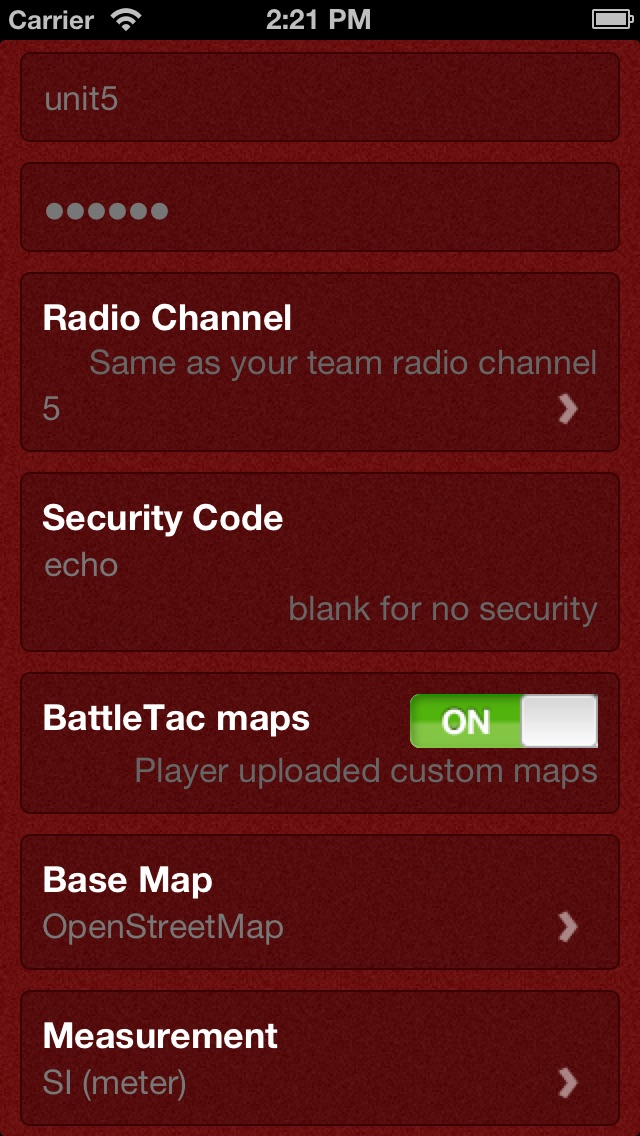 Screenshot for BattleTac Airsoft in Chile App Store