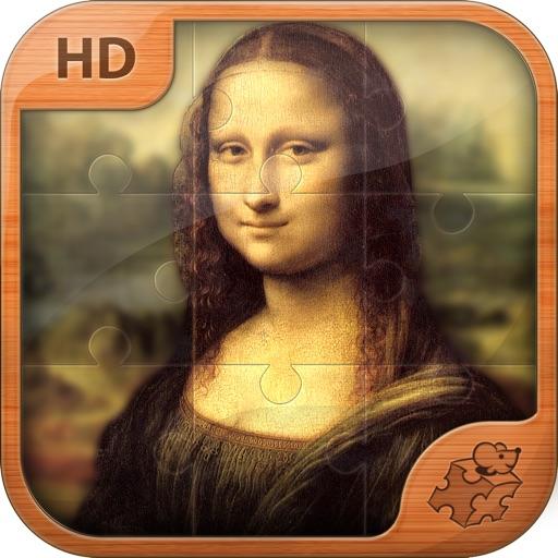 Леонардо Да Винчи Jigsaw Паззлы. Серия Классика Живописи