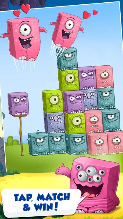 Tip Tap Monsters - Family Mahjong Game
