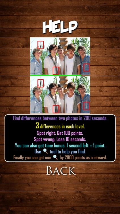 Find the Difference - One Direction Version screenshot-3
