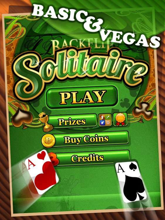 Solitaire HD by Backflip