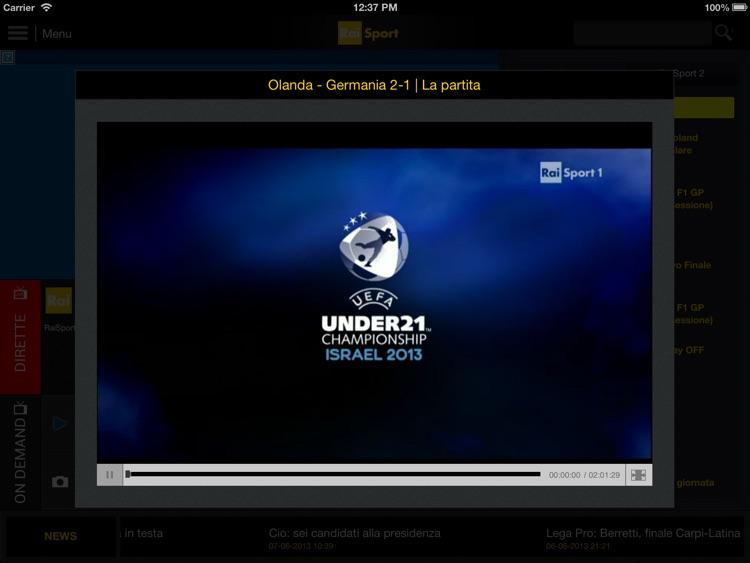 Raisport screenshot-3
