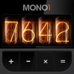 MONO1 Nixie Tube Calculator