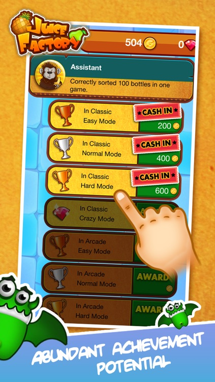 Juice Factory - a Free Color Matching and Sorting Game screenshot-3