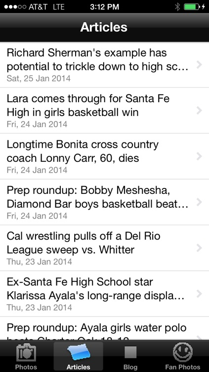 Whittier Daily News Prep Sports screenshot-3