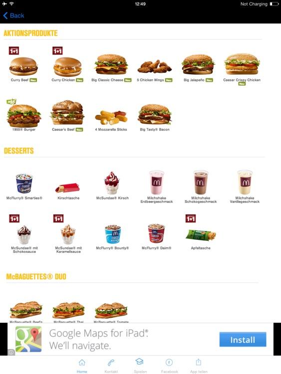 McDonalds Bonn Coupons Gutscheine screenshot-3