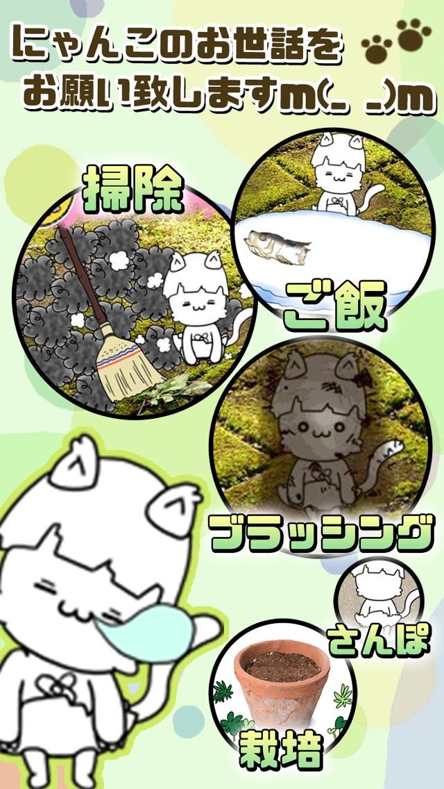 にゃんこ日和〜ほのぼの子猫育成ゲーム〜スクリーンショット4