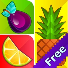 Activities of Guess The Fruit 1 Pic 1 Word Logo Puzzle Game – Fun Icon Quiz Up For Kids FREE