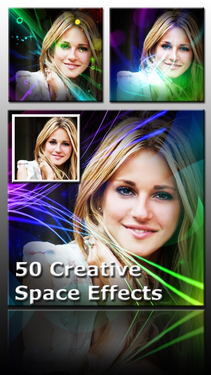 Ace PhotoJus Space FX Pro - Pic Effect for Instagram