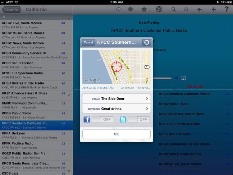 Public Radio - iPad Edition screenshot-4