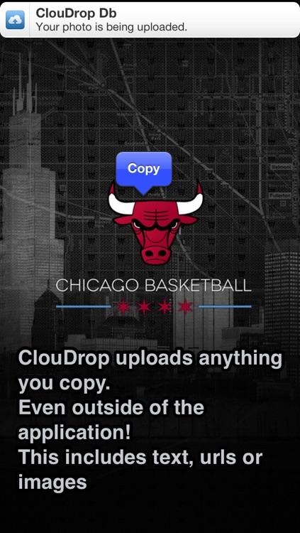 ClouDrop for Dropbox screenshot-4