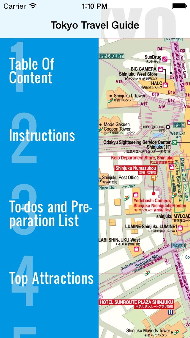 Tokyo travel guide and offline map - Tokyo metro Tokyo subway Narita Haneda Tokyo airport transport, Tokyo city guide, JR Japan Railway traffic maps lonely planet sightseeing trip advisor Screenshot