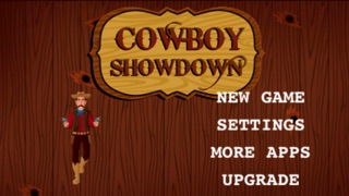 Cowboy Showdown: Arcade Western Shooter Screenshot on iOS