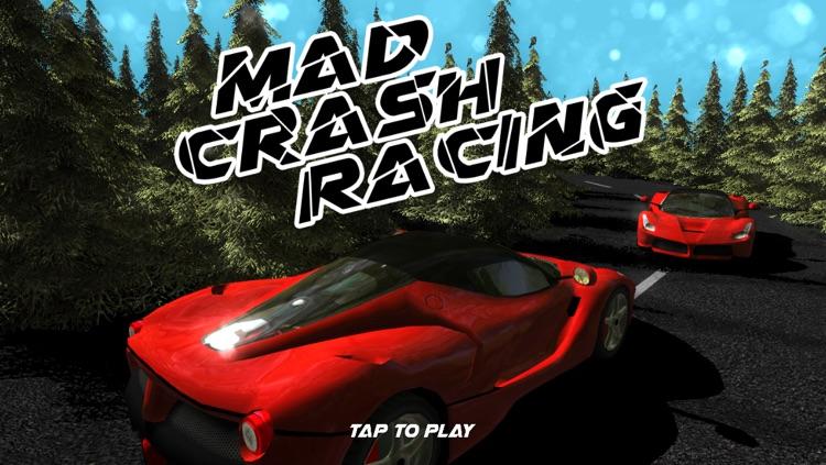 Mad Crash Racing