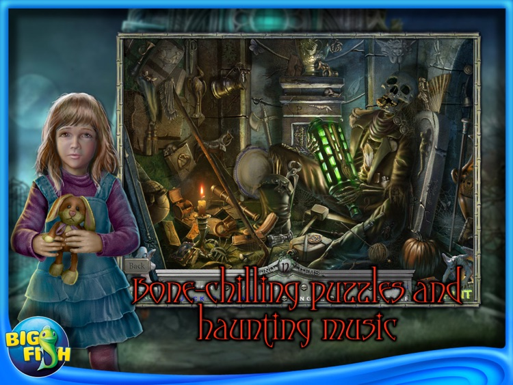 Redemption Cemetery: Children's Plight Collector's Edition HD screenshot-3