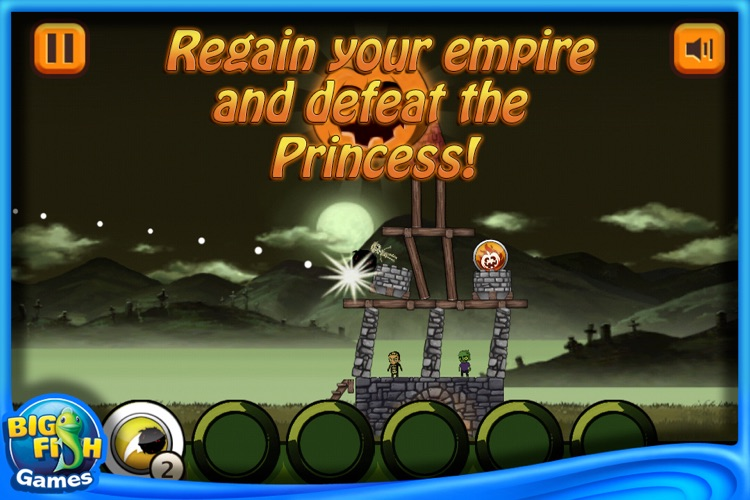 Toppling Towers: Halloween screenshot-4