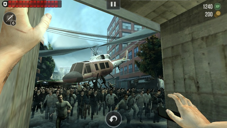 World War Z screenshot-4