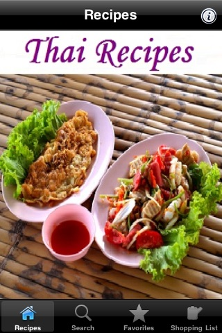 Thai Recipes Collection screenshot-0