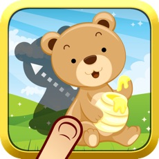 Activities of Big Forest Puzzle - free game for toddlers and kids with animals like snakes, bears, frogs ducks, ra...