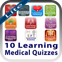 10 Learning Medical Quizzes - Suite 1 Lite