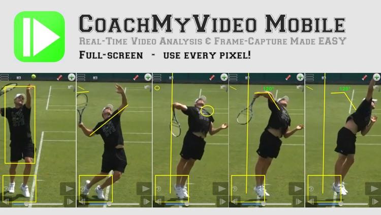 CMV edu Slow-mo Video Analysis: Academic Edition for PE Students & Teachers screenshot-4