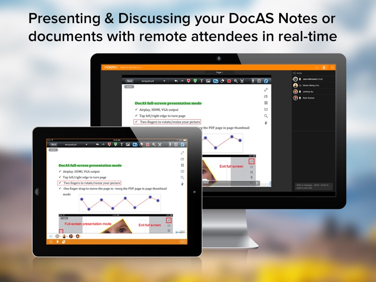 DocAS Lite - PDF Converter, Annotate PDF, Take Notes and Good Reader