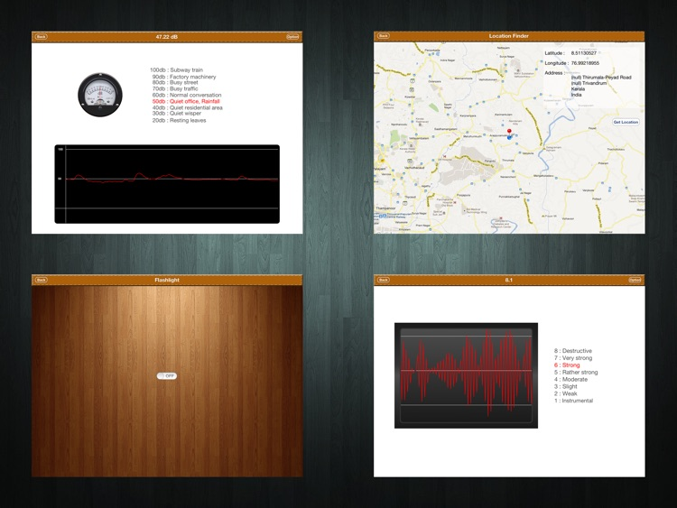 Smart Tools HD screenshot-3