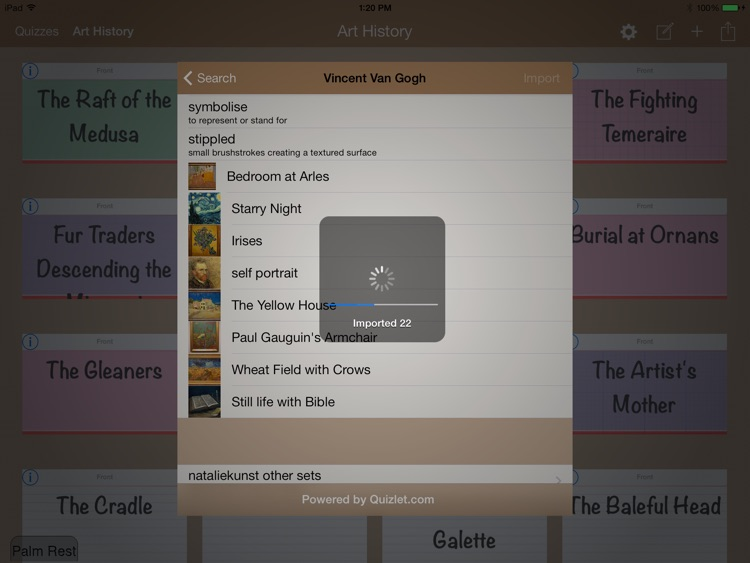 iStudious Lite - Note Taking + Flashcards w/ Handwriting and Rich Text screenshot-3