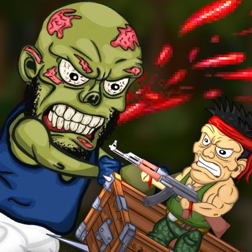 Dead Zombies Head - Shoot Game