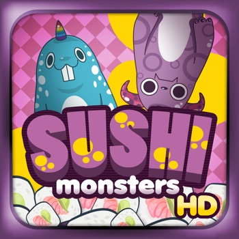 Sushi Monsters HD
