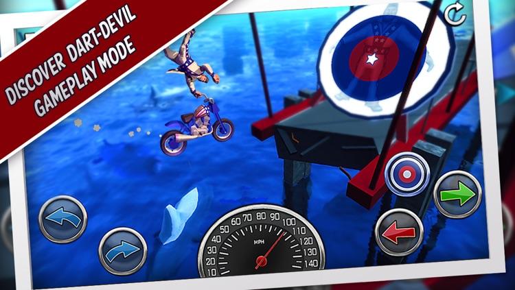 Daredevil Rider FREE screenshot-4