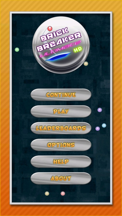 Brick Breaker Ultimate HD screenshot-4